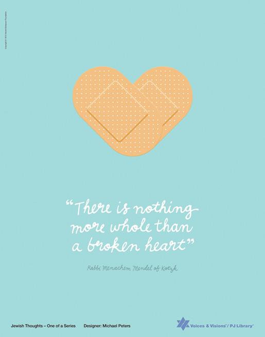 the secret heart poem analysis